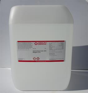 Buy Concentrated Hydrochloric Acid ACS Reagent, 37% For Sale Online 20L